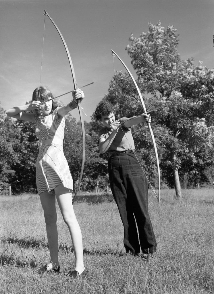 Two Archers