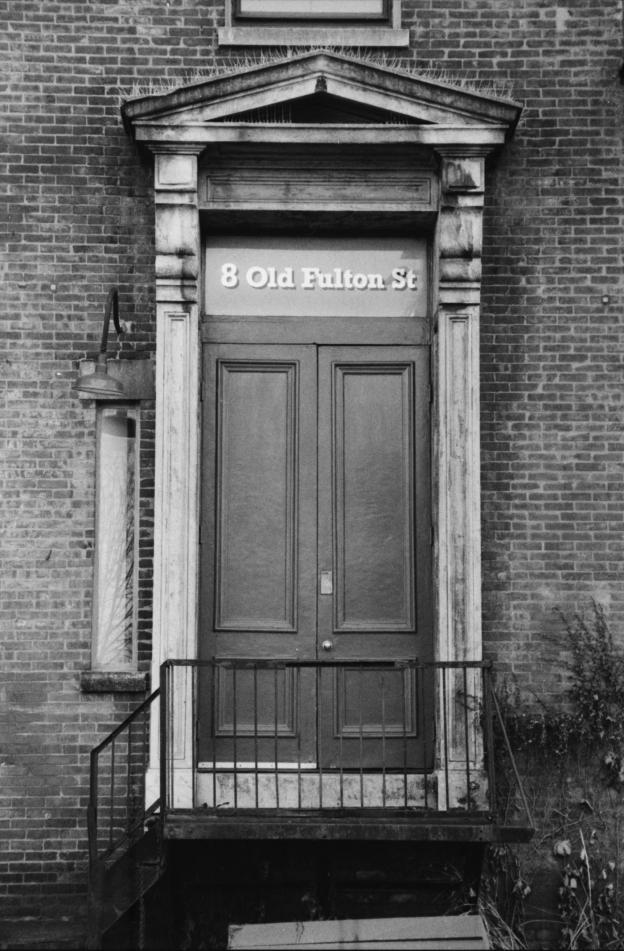 8 Old fulton St.